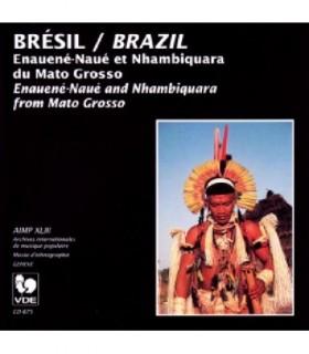BRESIL-Enauené-Naué et Nhambiquara du Mato Grosso