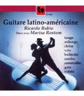 Guitare Latino-Americaine