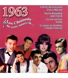 CETTE ANNEE LA : 1963