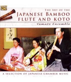 Japanese Bamboo Flute and Koto
