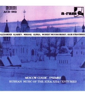 Russian Music of the XIXth and XXth Centuries