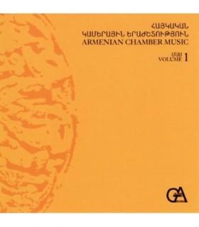 Musique de chambre Arménienne - Vol 1