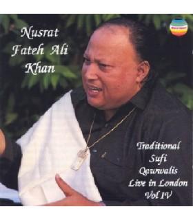 Traditional Sufi Qawwalis - Vol.4