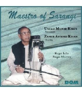 Maestro of SARANGI