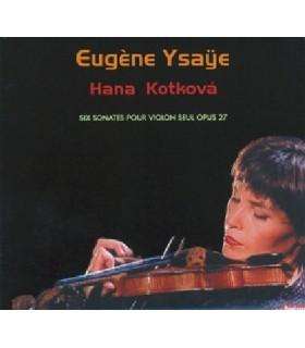 6 sonates pour violon