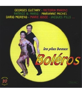 Les plus beaux Boleros chantés