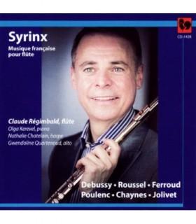 Syrinx-Musique Francaise pour flute