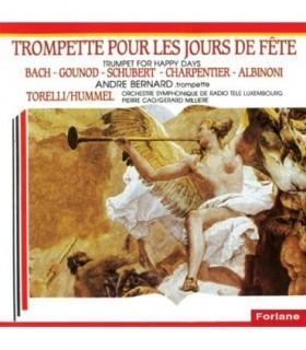 Trompette POUR LES JOURS DE FETE