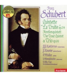 Quintet La Truite Op114