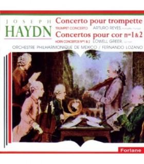 Concertos pour trompette -  2 Concertos pour cor