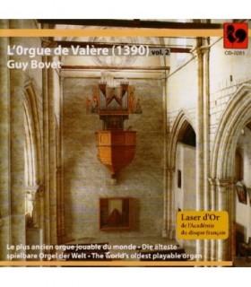L'Orgue de Valere (1390) - Vol.2