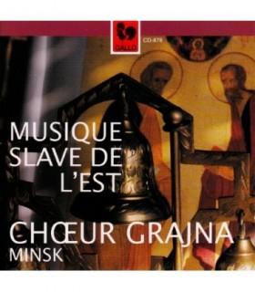 Musique Slave de l'est