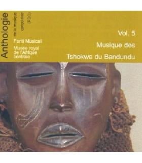 Vol.5 Musique des TSHOKWE du BANDUNDU