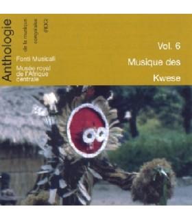 Vol.6 Musique des KWESE