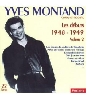 Les débuts 1948 - 1949 Vol.2