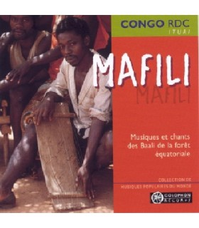 Musiques et Chants des Baali de la forêt équatoriale