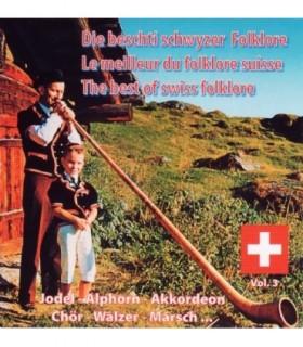 Le meilleur du Folklore Suisse-Vol.3