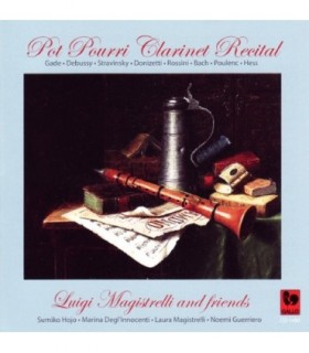 Pot Pourri Clarinet Recital