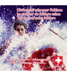 Le meilleur du Folklore Suisse-Vol.5