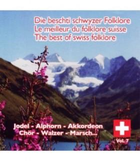 Le meilleur du Folklore Suisse-Vol.7