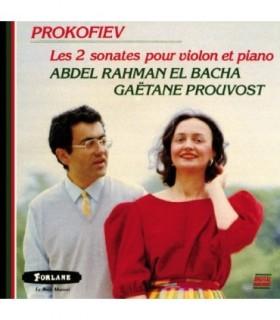 Les 2 Sonates pour Violon & Piano