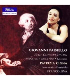 Patrizia CIGNA - Petit Concert Italien
