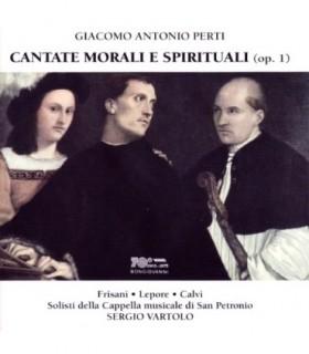Cantate Morali e Spirituali (op.1)