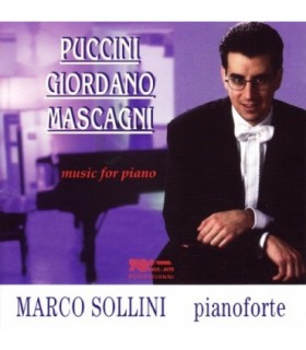 Puccini - Giordano - Mascagni