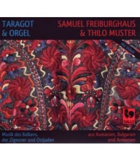 Taragot et Orgel-Musique des Balkans