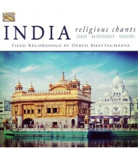 Religious Chants -SIKH-BUDDHIST-HINDU