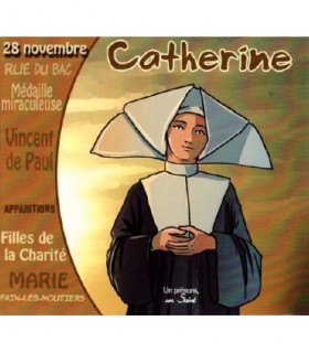 Collection Un Prenom Un Saint, CATHERINE