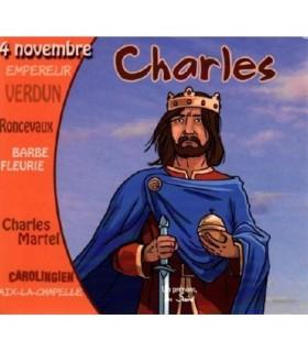 Collection Un Prenom Un Saint, CHARLES