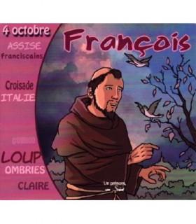 Collection Un Prenom Un Saint, FRANCOIS