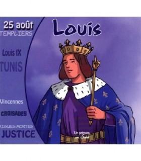 Collection Un Prenom Un Saint, LOUIS