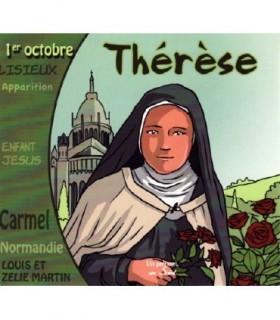 Collection Un Prenom Un Saint, THERESE