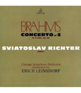 BRAHMS:Concerto No. 2in B-Flat, Op. 83