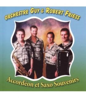 Accordeon et Saxo Souvenirs