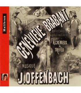 Genevieve de Brabant-La Permission de Dix Heures