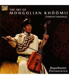 The Art of Mongolian Khoomii - Throat Singing