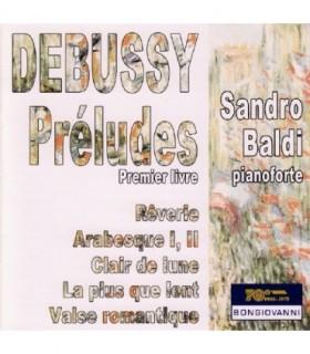 Preludes-Sandro BALDI