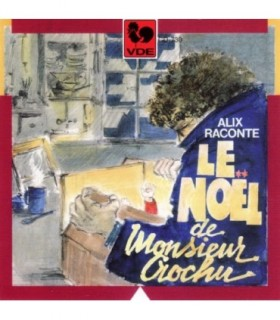 Raconte le Noel de Monsieur CROCHU
