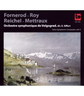 Swiss Symphonic Composers Vol.4