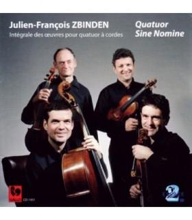 Integrale des Oeuvres pour quatuor a cordes
