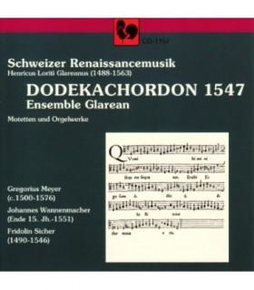 Dodekachordon 1547