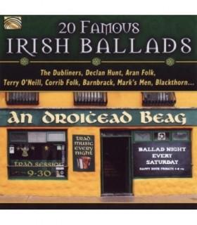 Famous Irish Ballads