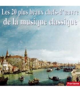 Les 20 plus beaux chefs-d'œuvre de la musique classique