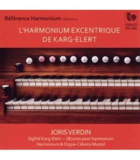 L'Harmonium Excentrique de KARG-ELERT
