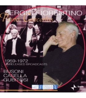 Piano Concertos - BUSONI - CASELLA - GUBITOSI
