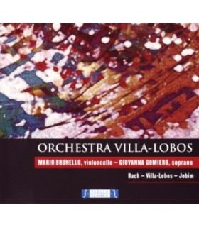 Bach - Villa-Lobos - Jobim