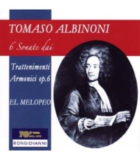 6 Sonate dai Trattenimenti Armonici Op.6